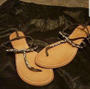 Shoes - loft super sexy sandals
